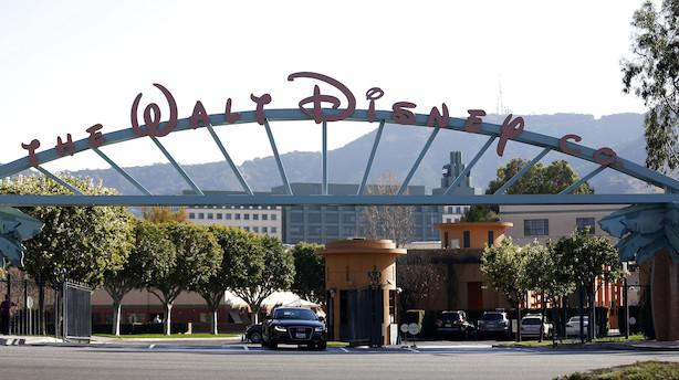 Aktieåbning i USA: Disney går til vejrs i fladt marked