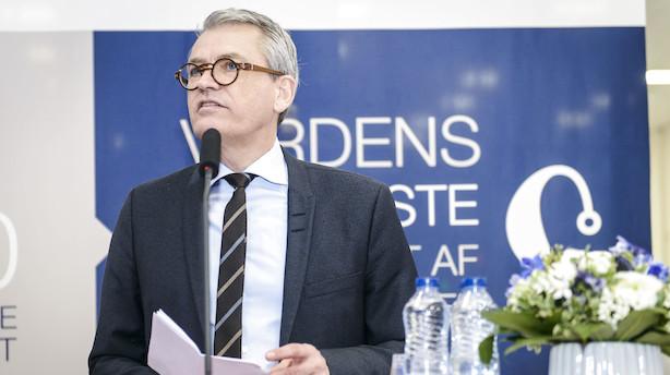 Tidligere GN-topchef har kurs mod formandspost i ALK-Abelló