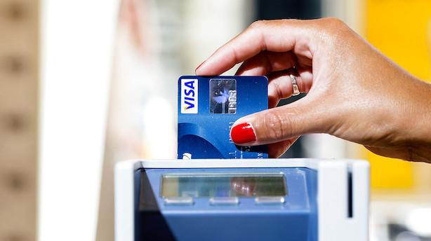 Storbank: Mobilepay er næppe nogen risiko for Nets