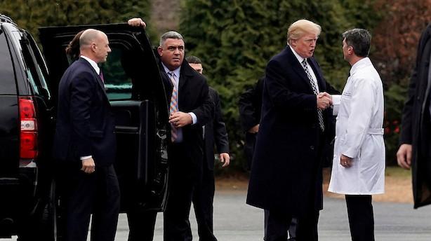Rusland kalder Trumps udmelding om Iran for ekstrem