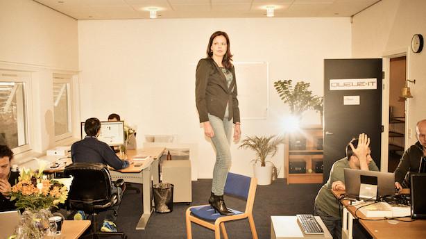 """Manglende hænder dræber iværksætter-optimismen: """"Det er en trussel mod Danmark som iværksætternation"""""""