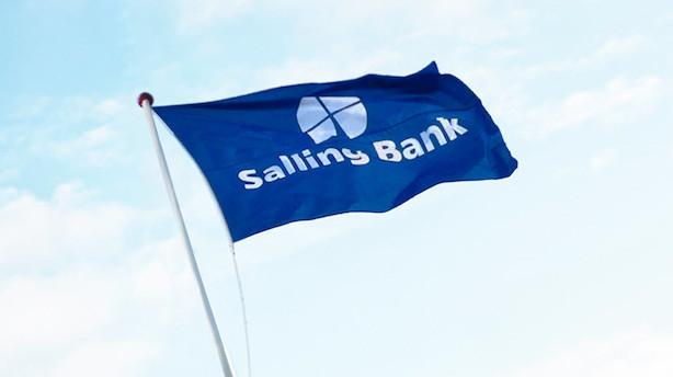 Salling Bank: Lille resultatnedgang før skat