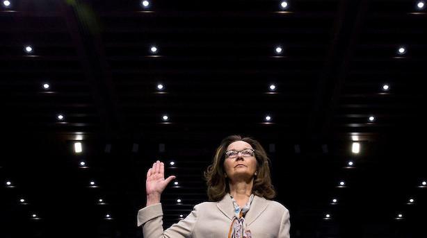Senatet i USA godkender første kvinde som CIA-direktør