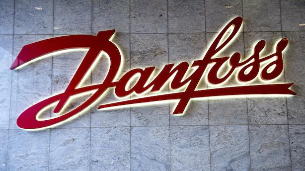 Danfoss køber op igen - inden for fjernstyring af kraner