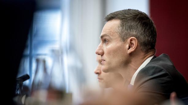 Jarlov afviser S-forslag: Politikere skal ikke udpege repræsentanter til bankbestyrelser