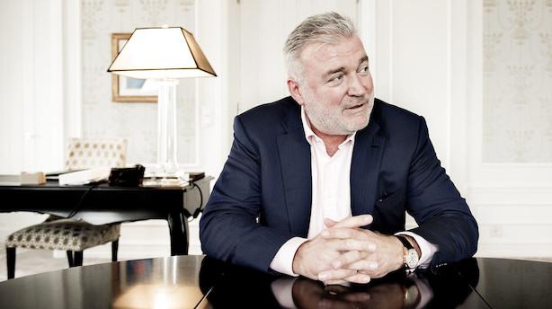 Lars Seier køber stort ind i Parken og FCK: Ejer nu 22,5 pct af aktierne
