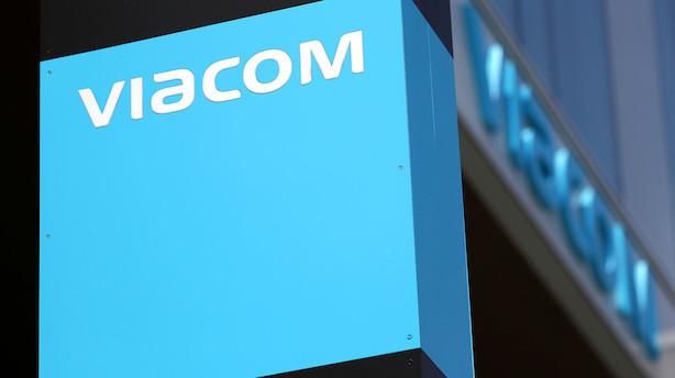 Viacom letter på aftale med AT&T og topper S&P 500-indekset