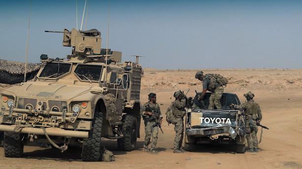 USA vil have danske soldater til Syrien