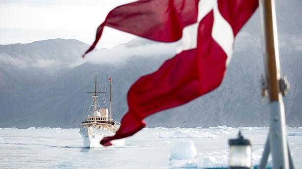 Trump vil angiveligt købe Grønland: Sådan reagerer politikerne