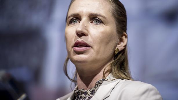 Mette F. kalder chikane mod lufthavnsansat for uacceptabelt