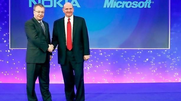 Microsoft får Nokias direktør med i købet