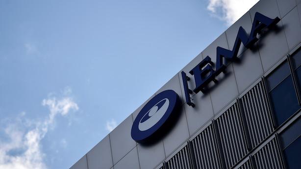 Medicinalindustri glæder sig over EU-plan for agenturer