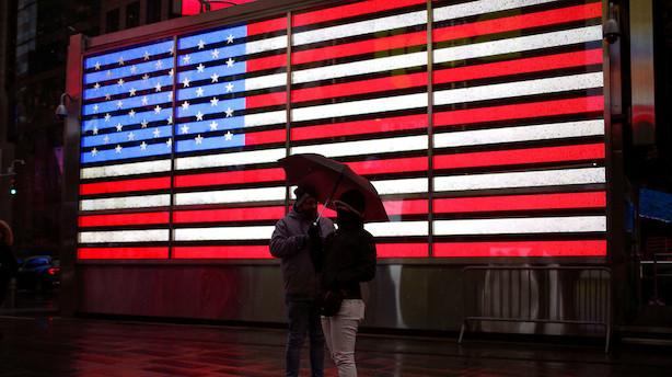 Obligationer: Renten faldt på en dag med USA-tal