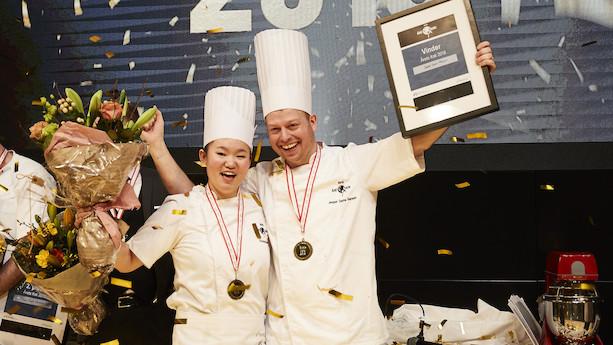 Toprestauranter dominerede i Danmarksmesterskaberne for kokke og tjenere
