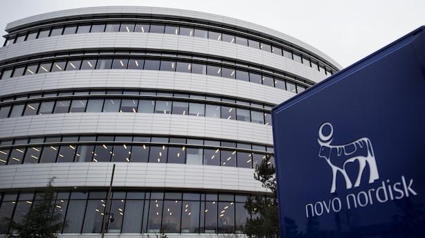Handelsbanken: Markant fedmepotentiale bør give præmie til Novo-aktien