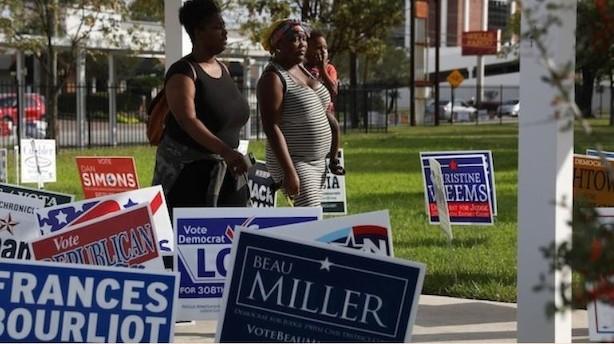Mens du sov: Demokrater vinder flertal i Repræsentanternes Hus ved amerikansk midtvejsvalg