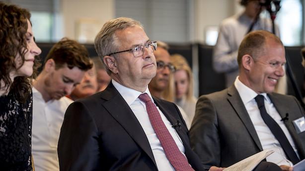 Det skriver medierne: Mærsk-chef trækker på skulderen af Brexit og handelskrig