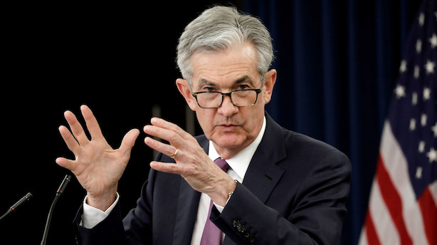 Fed fastholder rente - men der er delte meninger om resten af 2019