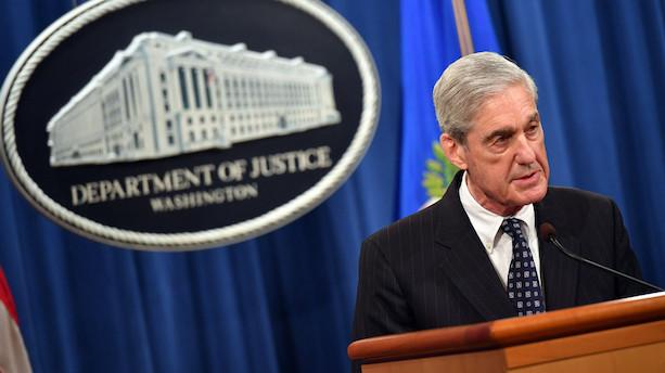Mueller går med til at vidne om Rusland-rapport i Kongressen