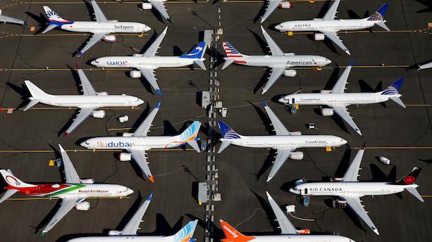 Chefen for Boeings 737 MAX-program udskiftes under flyveforbud