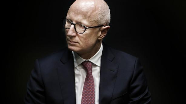 Lars Fruergaard: Derfor skyder vi vores langsigtede mål af banen