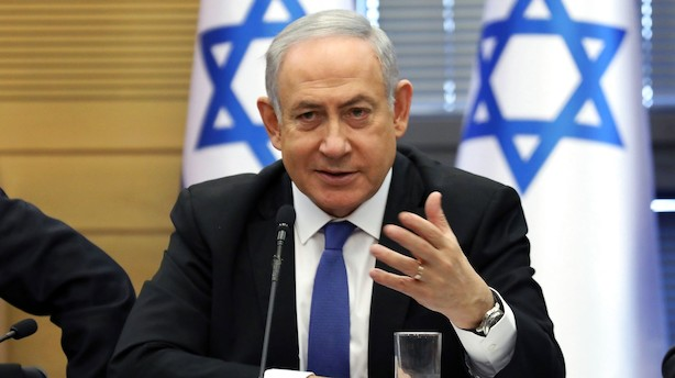 Israels rigsadvokat tiltaler Netanyahu for korruption