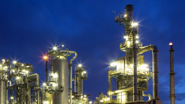 Råvarer: Olie igen under pres efter stigninger på Wall Street
