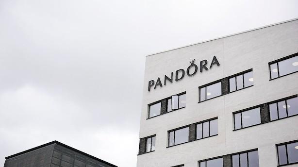 Aktier: Pandora og Mærsk dykker i afventende rødt marked
