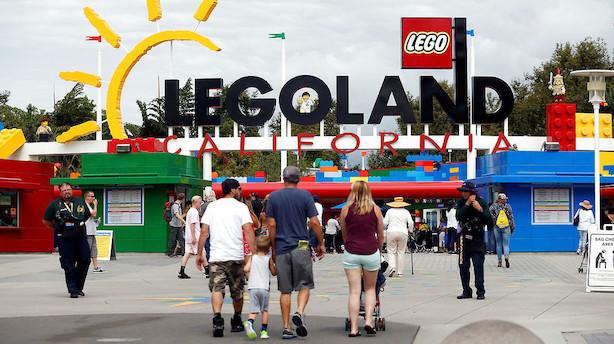 Terror og skidt vejr rammer Legolands ejere hårdt