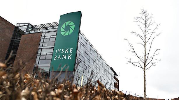 Aktier: Jyske Bank i C25-top efter købstilbud på Nordjyske
