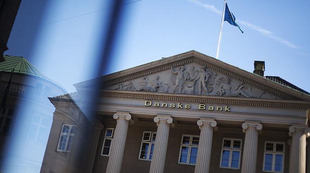 Finanshus: Mulig amerikansk bøde til Danske Bank i hvidvasksager