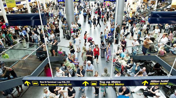 Passagerer må vente på kompensation for forsinkede fly