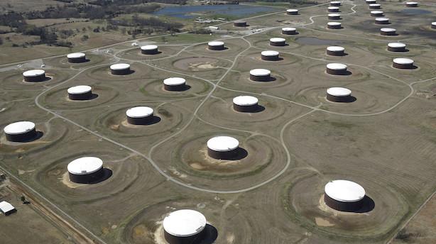 Mens du sov: Oliepriser tæt på års højeste niveauer
