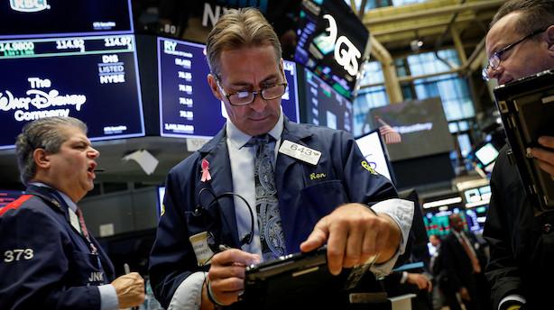 Aktier: Generelt store fald på markederne i Europa