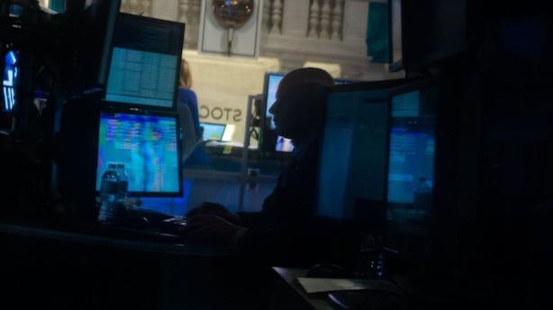 Aktier: Handelsrygter løftede stemningen