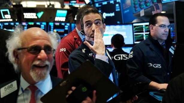 Aktieluk i USA: Handelsrygter løftede markedet - stigninger til giganter