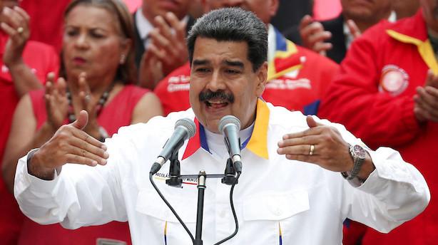 De stridende parter i Venezuela gør fremskridt i forhandlinger