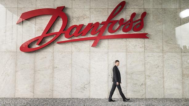 Danfoss satser mere og mere: Investeringer i fremtiden har passeret 1 mia. kr. på et halvt år