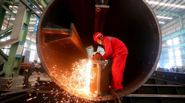 Kinas vækst er langt mindre end rapporteret