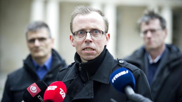 Danske Banks efterforskningschef med fortid i PET og SØIK siger op