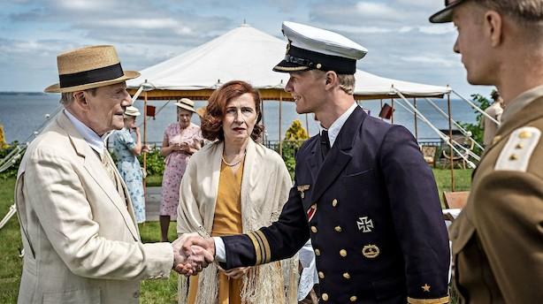 Femstjernet dansk krigsdrama: Værnemager ved et tilfælde