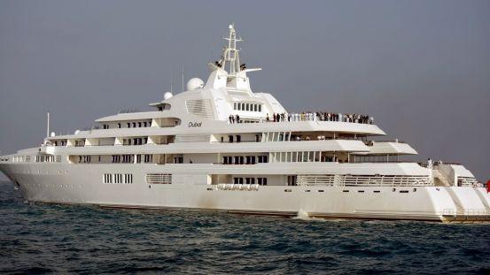 Danmarks største yacht