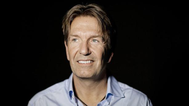 Erik Damgaard går på børsen med sin handelsplatform