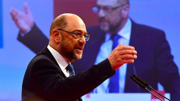 Tysk leder kræver Europas Forenede Stater senest i 2025