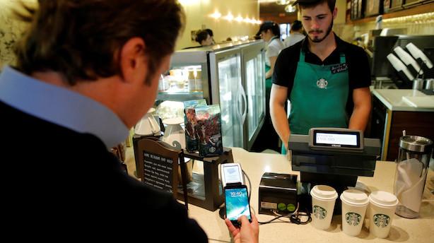 Et halvt år efter indtog i Danmark: Betalinger med Apple Pay er forsvindende lille