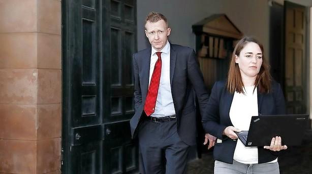 Anklager om livstid til Madsen: I må ikke ryste på hånden