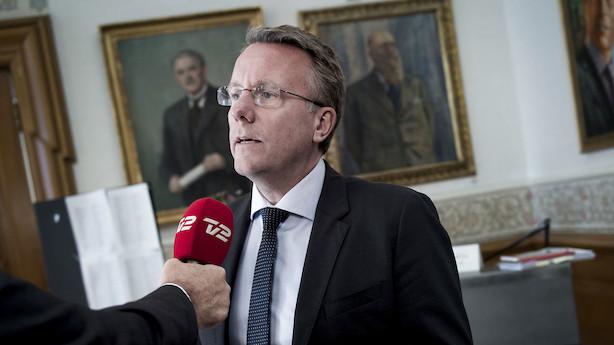 Morten Bødskov i hvidvaskhøring: Wilkinsons udsagn er begrænset