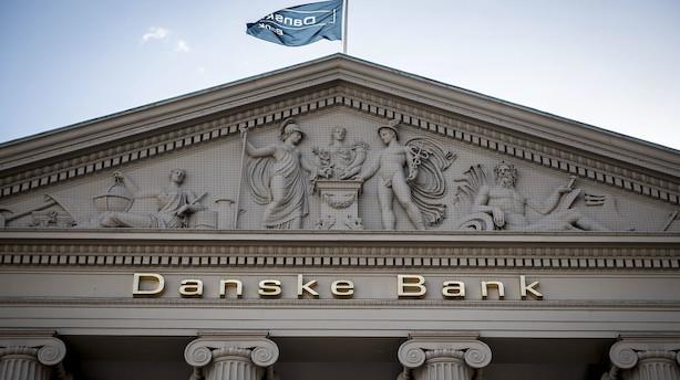 Torsdagens aktier: Danske Bank igen i den sorte gryde