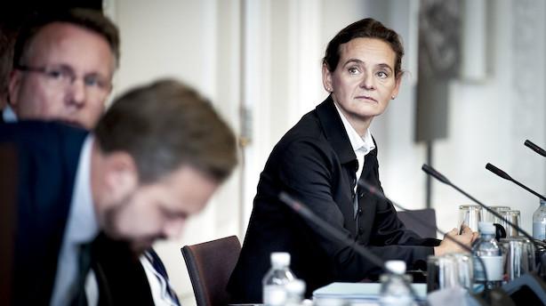 Nordea efter ny historie om hvidvask: Vi har ikke været dygtige nok