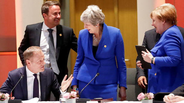 No deal afværget for nu - EU udskyder brexit til 31. oktober